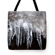 The World Of Ice Tote Bag