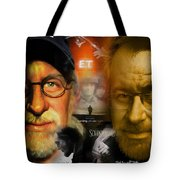 The World Of Steven Spielberg Tote Bag