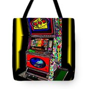 the World-Trade-Slot-Machine Tote Bag
