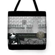The World War II Memorial Tote Bag