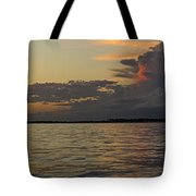 The World's Luckiest Fishing Village Tote Bag