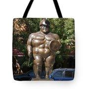 The Roman Worrior 1.0 Tote Bag