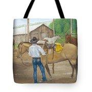 The Wrangler Tote Bag