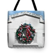 The Wreath Tote Bag