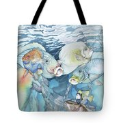 The Wreck Tote Bag