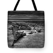 The Wreck Of The Steam Trawler Tote Bag