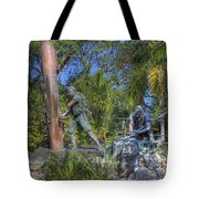 The Wreckers Tote Bag
