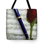 The Writers Journal Tote Bag