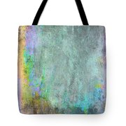 The Writing On The Wall Tote Bag