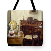 The Writing Room Tote Bag