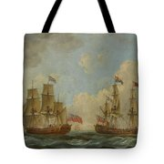 The Yacht Royal Charlotte Tote Bag