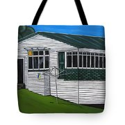 The Yates Place Tote Bag