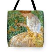 The Yellow Flower 1908 Tote Bag