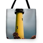 The Yellow Lighthouse Tote Bag