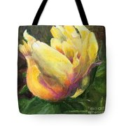 The Yellow One Tote Bag