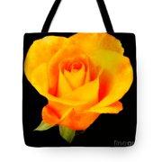 The Yellow Rose Tote Bag