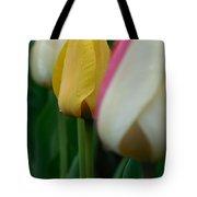 The Yellow Tulip Tote Bag