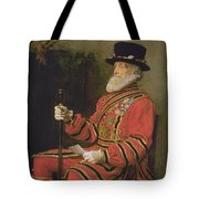The Yeoman Of The Guard Tote Bag