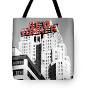 The Yorker Tote Bag