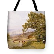 The Young Artist Tote Bag by Henry Key