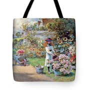 The Young Gardeners Tote Bag