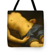 The Young Martyr Tote Bag