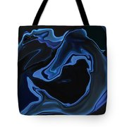 The Young Mermaid Tote Bag
