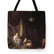 The Young Mother 1658 Tote Bag