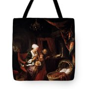 The Young Mother 1660 Tote Bag