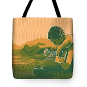 The Young Musician 2 Tote Bag