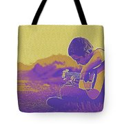 The Young Musician 3 Tote Bag