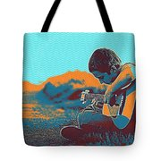The Young Musician Tote Bag