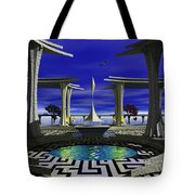 The Zang Of Zing Tote Bag