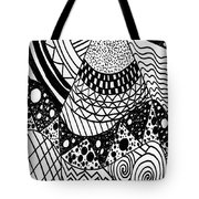 The Zendoodle Desert Tote Bag