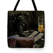 The Zenit Tote Bag