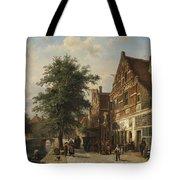 The Zuiderhavendijk, Enkhuizen, 1868 Tote Bag