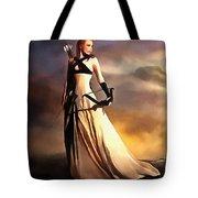 The,archer, Tote Bag
