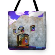 Theater Night Mesilla Tote Bag