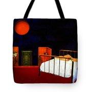 Theater Of Dreams Tote Bag