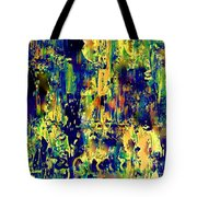 Theatrical Backstage Tote Bag