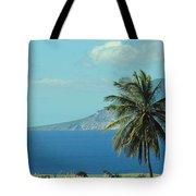 Thecaribbean  Island Of St Eustatius Tote Bag