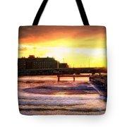 Theda Clark Tote Bag