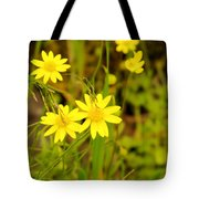 Thee Yellow Smiles  Tote Bag