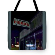 Their Undreaming Hours Tote Bag by Guy Ricketts