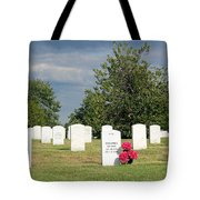 Their Wives Are With Them In Arlington Tote Bag