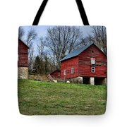 Them Goats Sure Work Hard Tote Bag