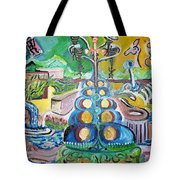 Thematic Colors Lure Tote Bag