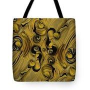 Theme From Indestructible Metamorphosis Tote Bag