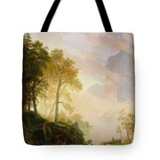 The_merced_river_in_yosemite Tote Bag