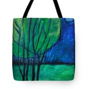 Then Came Evening Tote Bag